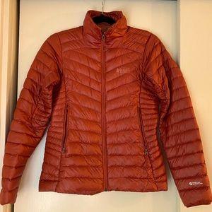 REI puffer jacket